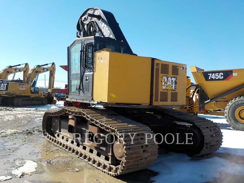 Caterpillar SILVICULTURĂ – MAŞINI DE ADUNAT COPACI – ŞENILE 521B equipment  photo 6