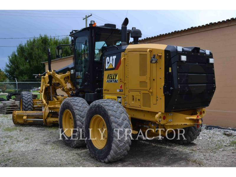 CATERPILLAR RÓWNIARKI SAMOBIEŻNE 120M2 equipment  photo 4