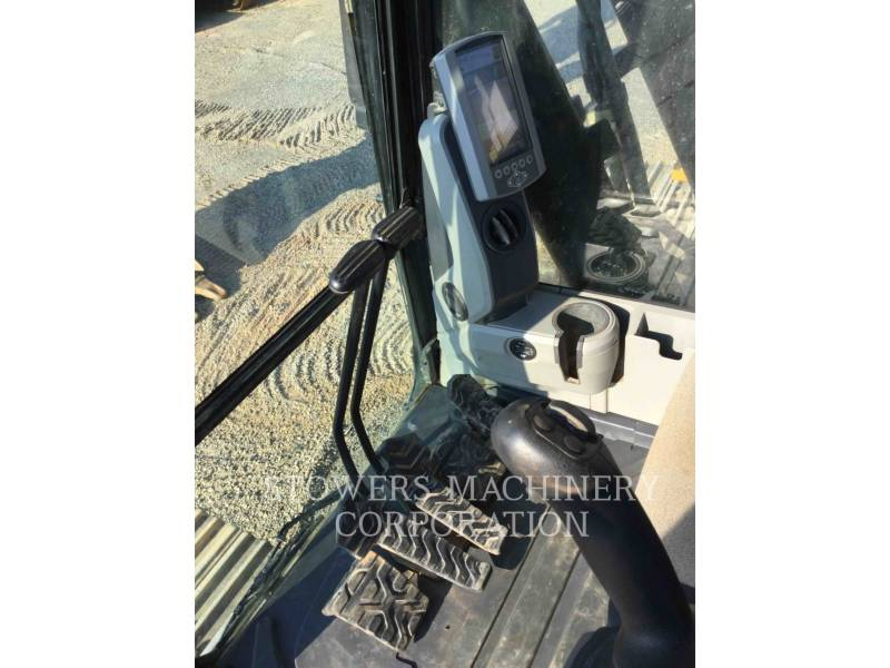CATERPILLAR TRACK EXCAVATORS 336E THUMB equipment  photo 7