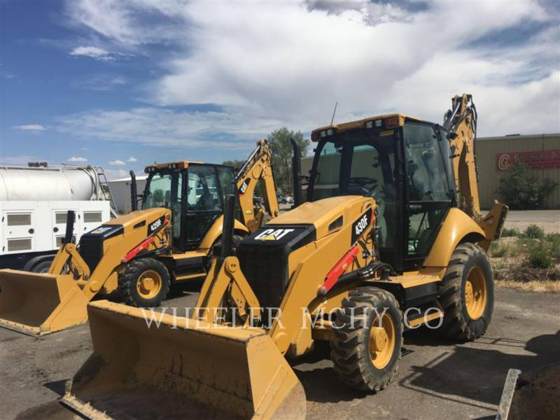 CATERPILLAR BACKHOE LOADERS 430F E equipment  photo 1