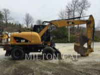 CATERPILLAR MOBILBAGGER M313D equipment  photo 5