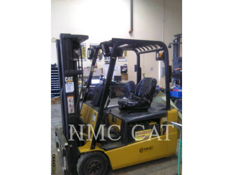 CATERPILLAR LIFT TRUCKS FORKLIFTS ET3500_MC equipment  photo 1