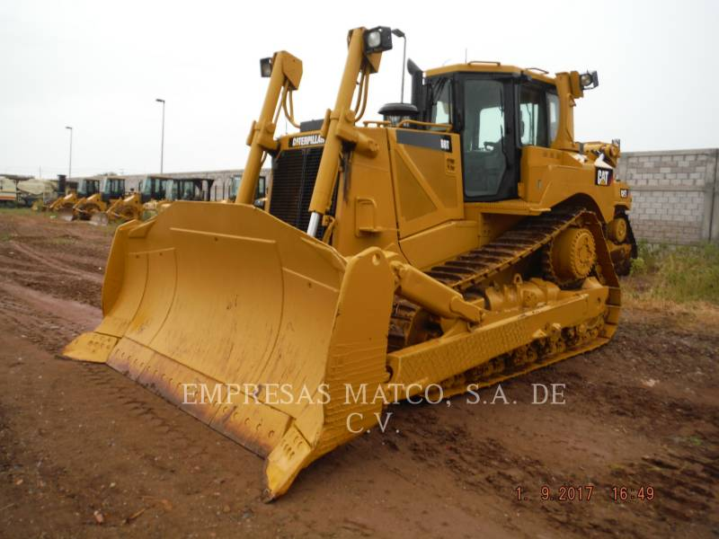 CATERPILLAR TRACK TYPE TRACTORS D8T equipment  photo 3