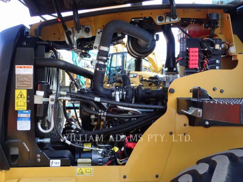 CATERPILLAR CHARGEURS SUR PNEUS/CHARGEURS INDUSTRIELS 910K equipment  photo 21