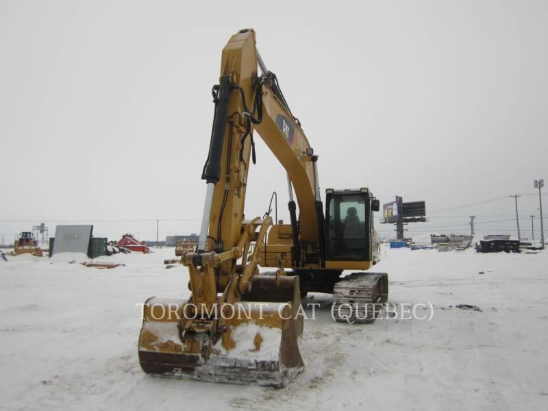 CATERPILLAR KETTEN-HYDRAULIKBAGGER 320D equipment  photo 1