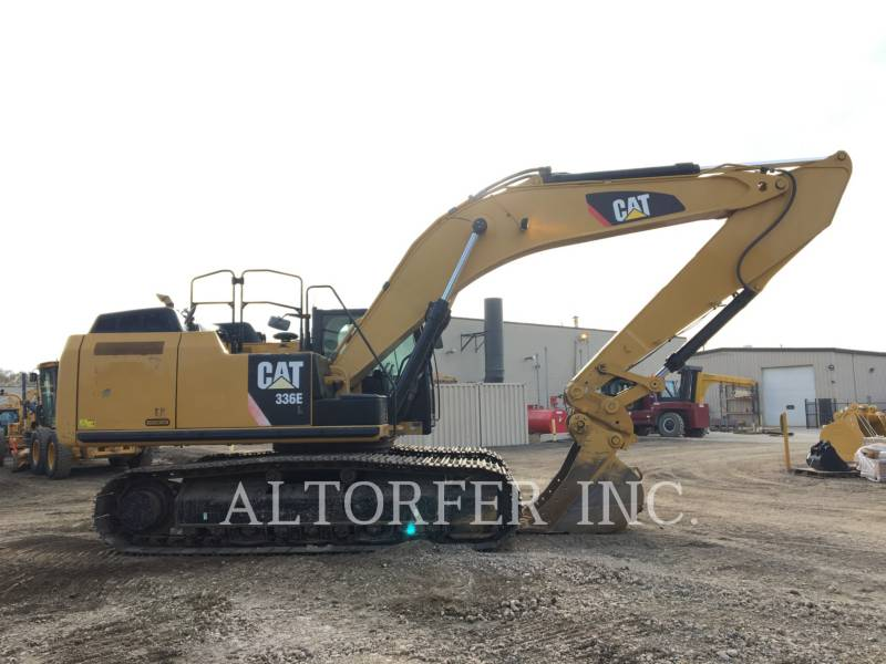 CATERPILLAR EXCAVADORAS DE CADENAS 336EL equipment  photo 8