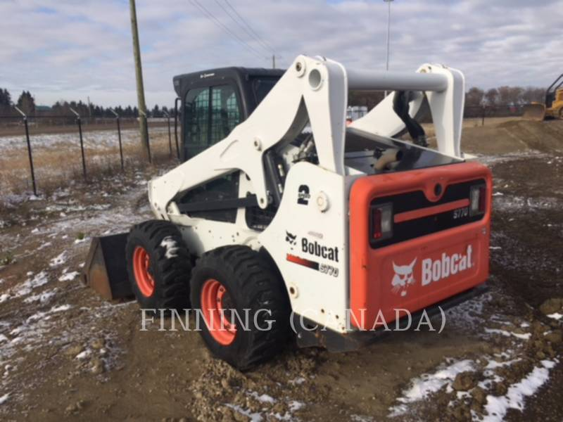 BOBCAT SCHRANKLADERS S770 equipment  photo 4
