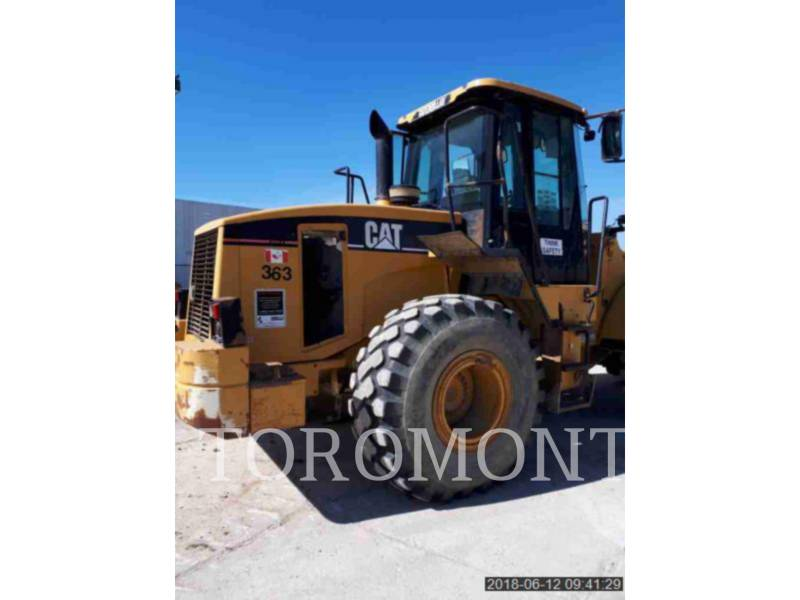 CATERPILLAR WHEEL LOADERS/INTEGRATED TOOLCARRIERS 962GII equipment  photo 4