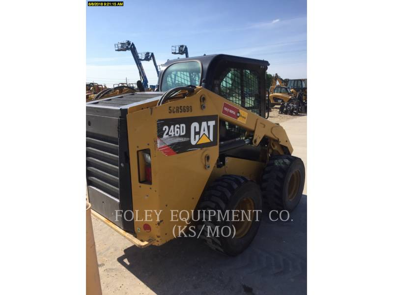 CATERPILLAR MINICARGADORAS 246DSTD1CA equipment  photo 3