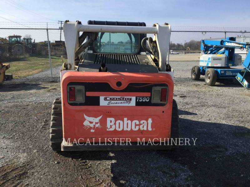 BOBCAT MULTI TERRAIN LOADERS T590 equipment  photo 5