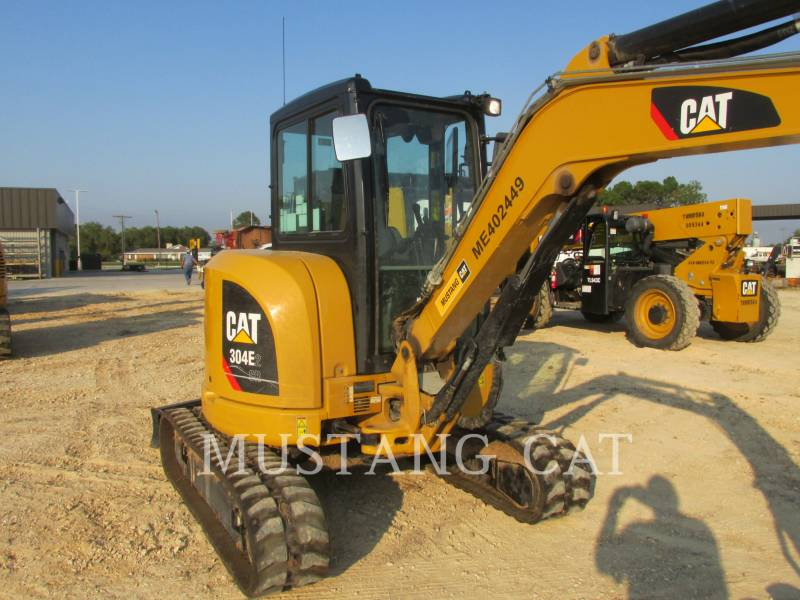 CATERPILLAR トラック油圧ショベル 304E2CR equipment  photo 7