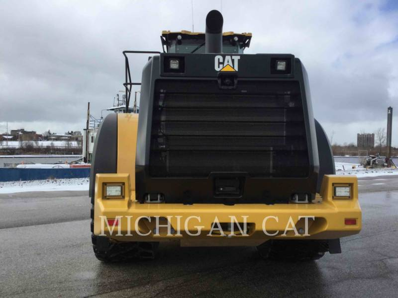CATERPILLAR PALE GOMMATE/PALE GOMMATE MULTIUSO 980M equipment  photo 15