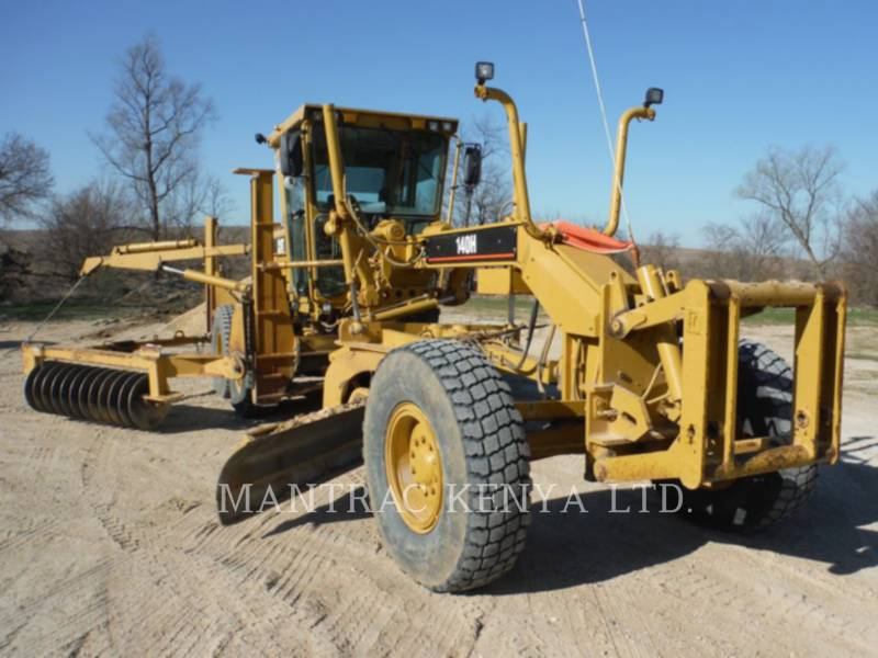 CATERPILLAR MOTONIVELADORAS 140 H  equipment  photo 5
