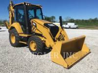 Equipment photo CATERPILLAR 420F2H2 CHARGEUSES-PELLETEUSES 1