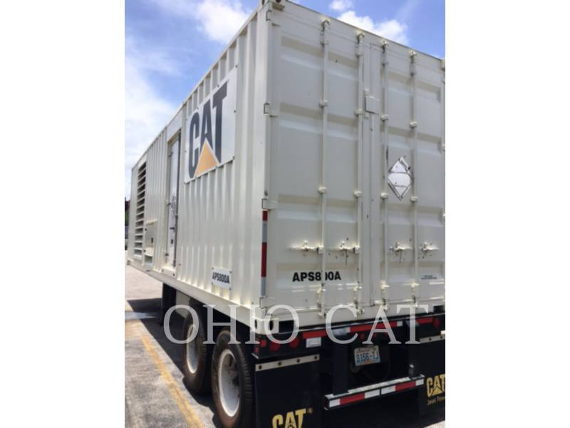 CATERPILLAR POWER MODULES (OBS) XQ800 equipment  photo 4