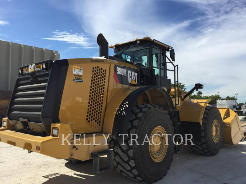CATERPILLAR CARGADORES DE RUEDAS 980M equipment  photo 5