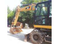 CATERPILLAR ESCAVADEIRAS DE RODAS M313D equipment  photo 6