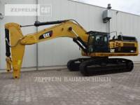 CATERPILLAR ESCAVATORI CINGOLATI 374DL equipment  photo 5