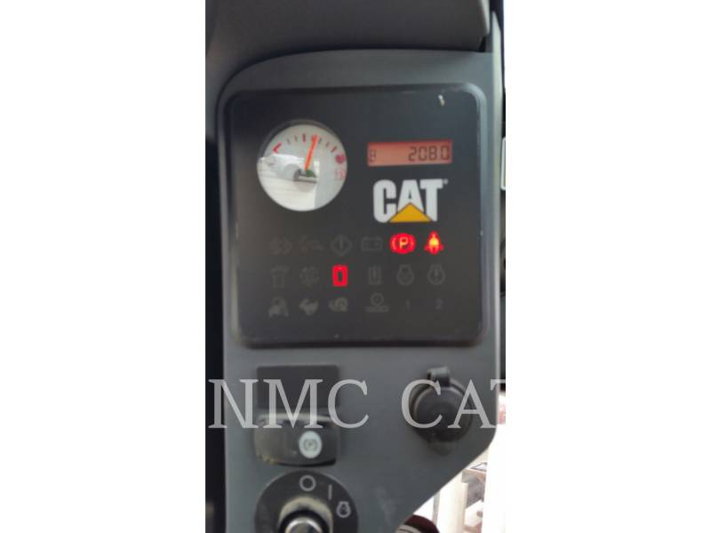 CATERPILLAR MINICARGADORAS 262C2 equipment  photo 6