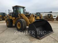 Equipment photo Caterpillar 950K ÎNCĂRCĂTOARE PE ROŢI/PORTSCULE INTEGRATE 1