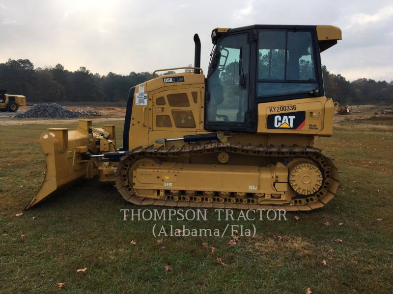 CATERPILLAR TRACTEURS SUR CHAINES D5K2LGP equipment  photo 8