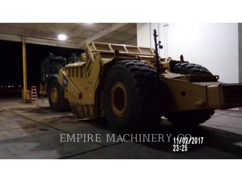 CATERPILLAR WHEEL TRACTOR SCRAPERS 631K equipment  photo 3