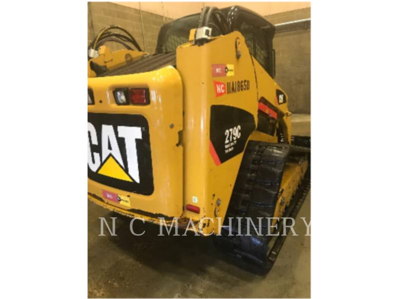 CATERPILLAR CHARGEURS COMPACTS RIGIDES 279C TL2CB equipment  photo 4