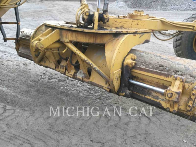 CATERPILLAR MOTOR GRADERS 140HNA equipment  photo 21
