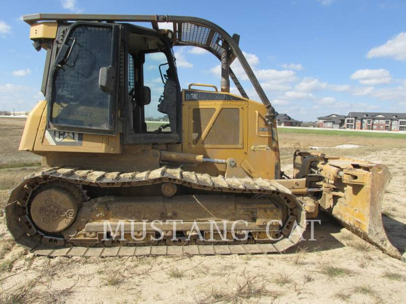 CATERPILLAR KETTENDOZER D6KLGP equipment  photo 4