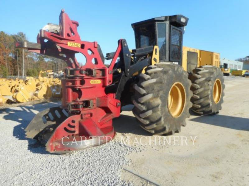 CATERPILLAR FORESTRY - FELLER BUNCHERS 563C equipment  photo 4