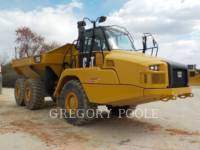 CATERPILLAR DUMPER ARTICOLATI 725C equipment  photo 3