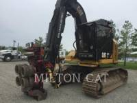 Equipment photo CATERPILLAR 501 HD BOSBOUW - OOGSTER 1