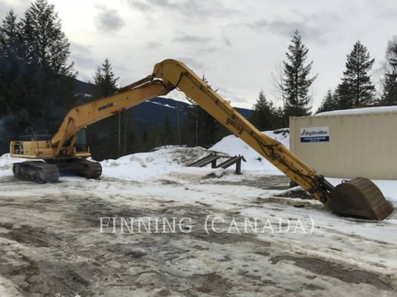 KOMATSU TRACK EXCAVATORS PC300LC-8 equipment  photo 1