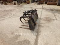 Equipment photo CATERPILLAR SSL MANURE FORKS WT - BUCKET 1