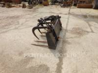 Equipment photo Caterpillar SSL MANURE FORKS UL – CUPĂ 1