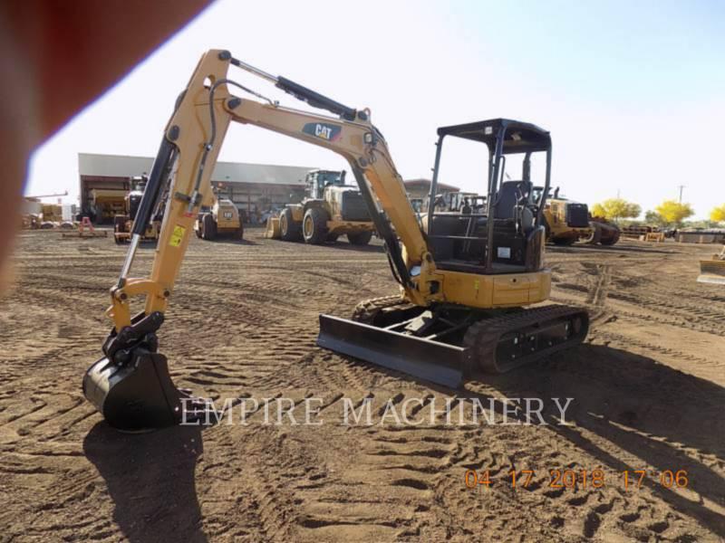 CATERPILLAR KETTEN-HYDRAULIKBAGGER 304E2CR equipment  photo 4