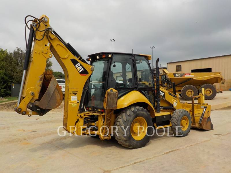 CATERPILLAR バックホーローダ 420FST equipment  photo 9