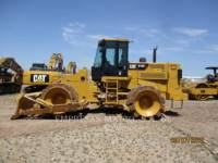 CATERPILLAR VERDICHTER 815FII equipment  photo 1