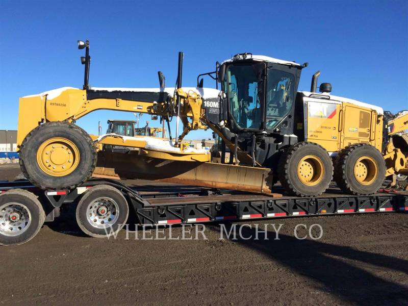 CATERPILLAR NIVELEUSES 160M2 AWDX equipment  photo 5