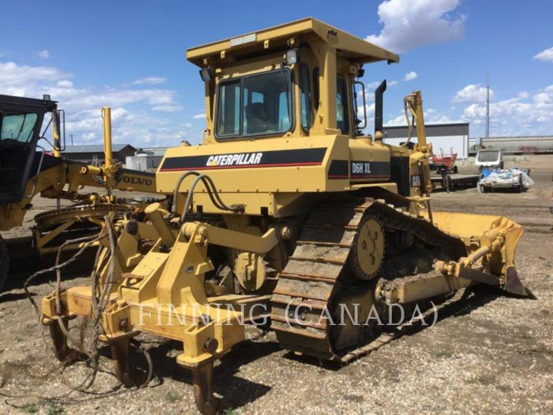 CATERPILLAR TRACTORES DE CADENAS D6HIIXL equipment  photo 2