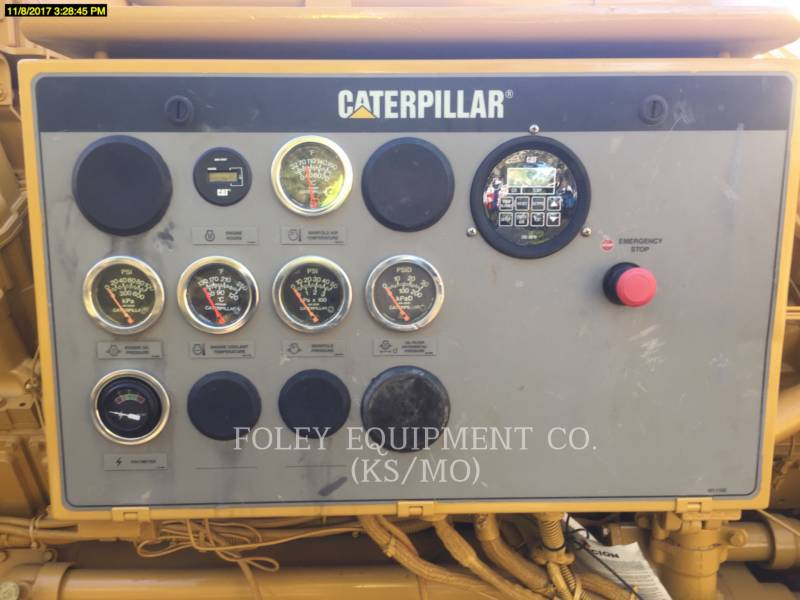 CATERPILLAR 固定式発電装置 G3516EP equipment  photo 6