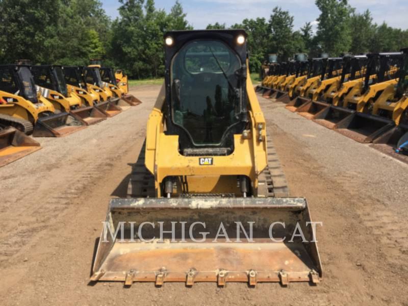 CATERPILLAR MULTI TERRAIN LOADERS 259D A2Q equipment  photo 21