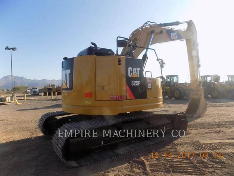 CATERPILLAR TRACK EXCAVATORS 325F LCR equipment  photo 2