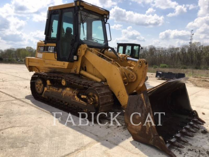 CATERPILLAR CARREGADEIRA DE ESTEIRAS 953C equipment  photo 1