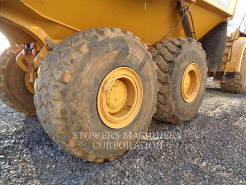 CATERPILLAR DUMPER A TELAIO RIGIDO 745C equipment  photo 8