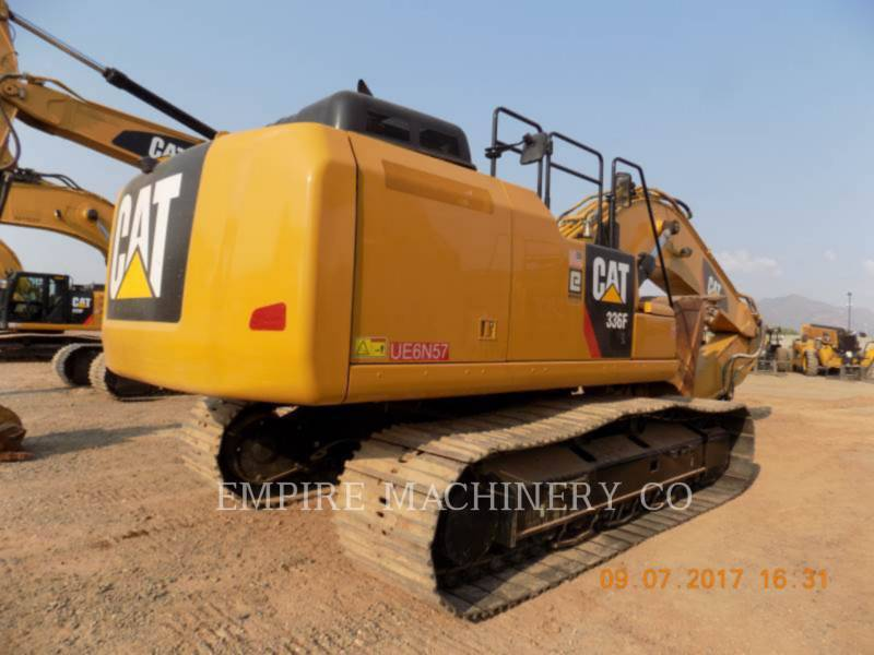 CATERPILLAR EXCAVADORAS DE CADENAS 336FL    P equipment  photo 2