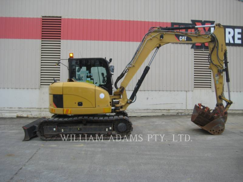 CATERPILLAR PELLES SUR CHAINES 308DCRSB equipment  photo 4