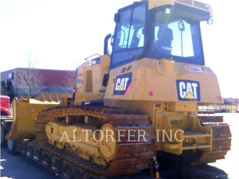 CATERPILLAR TRACK TYPE TRACTORS D6K2 LGP equipment  photo 3
