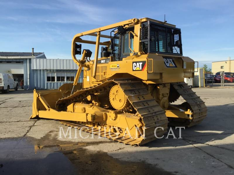 CATERPILLAR TRACK TYPE TRACTORS D6TL C equipment  photo 9