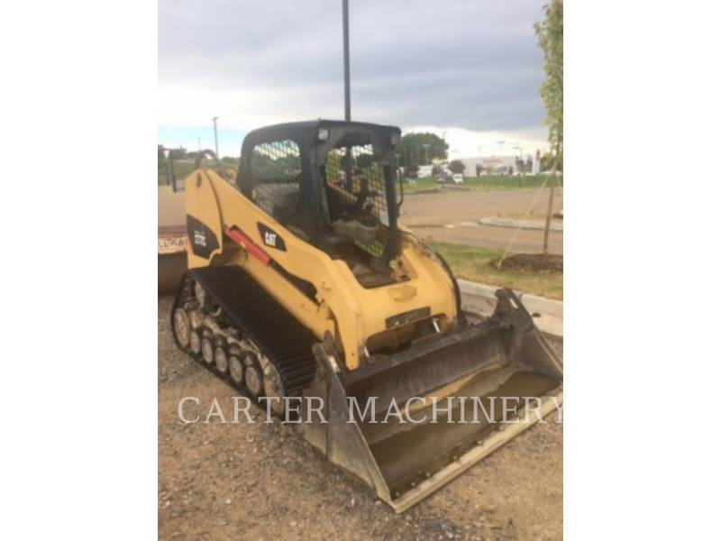 CATERPILLAR SKID STEER LOADERS 277C CY equipment  photo 1